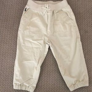 Ralph Lauren Khaki pants size 12 Months